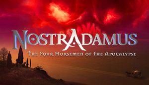 Nostradamus - The Four Horsemen of the Apocalypse cover