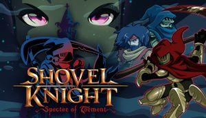 Shovel Knight: Specter of Torment cover