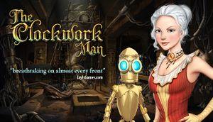 The Clockwork Man cover