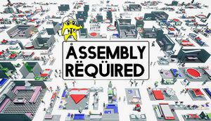 Assembly Required cover