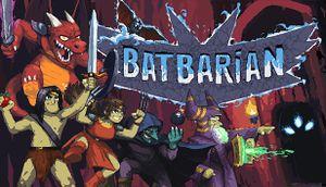 Batbarian cover