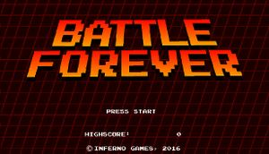 Battle Forever cover