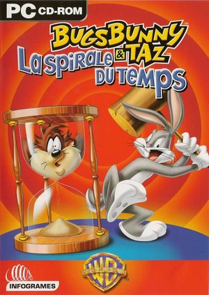 Bugs Bunny & Taz: Time Busters cover