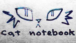 Cat Notebook cover