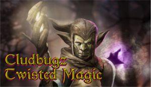 Cludbugz's Twisted Magic cover