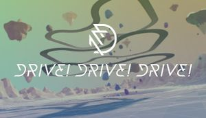 Drive!Drive!Drive! cover
