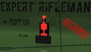 Expert Rifleman - Reloaded cover