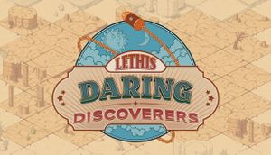 Lethis: Daring Discoverers cover