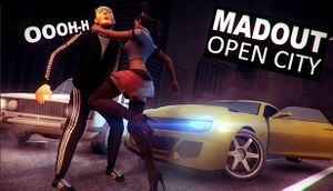 MadOut Open City cover