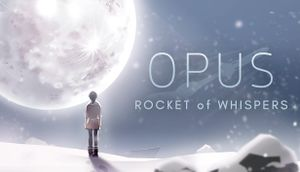 OPUS: Rocket of Whispers cover