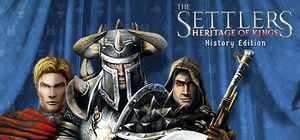 The Settlers: Heritage of Kings - History Edition cover