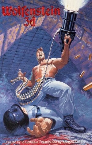 Wolfenstein 3D cover