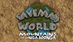 Caveman World: Mountains of Unga Boonga cover