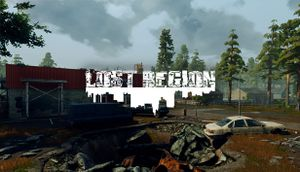 Lost Region cover