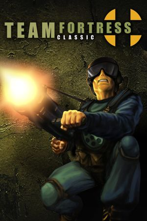Team Fortress Classic cover