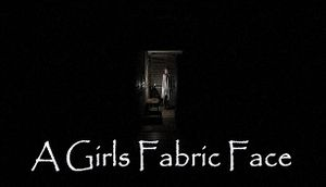 A Girls Fabric Face cover