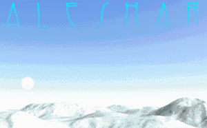 Aleshar: The World of Ice cover
