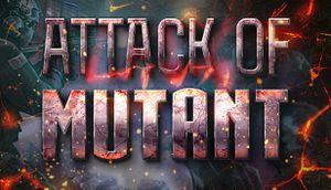 Attack Of Mutants cover