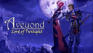 Aveyond: Lord of Twilight cover