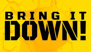 BRING IT DOWN! cover