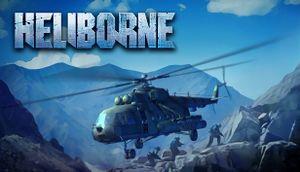 Heliborne cover