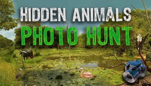 Hidden Animals: Photo Hunt. Seek and Find Game cover