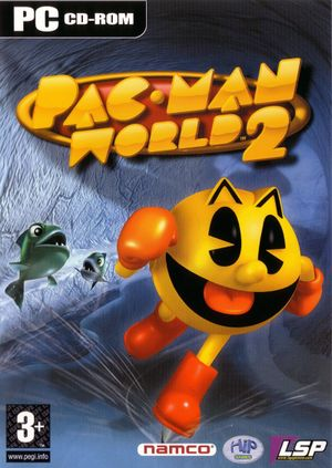 Pac-Man World 2 cover