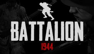 Battalion 1944 cover
