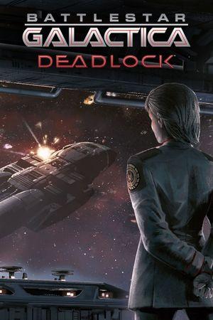 Battlestar Galactica Deadlock cover