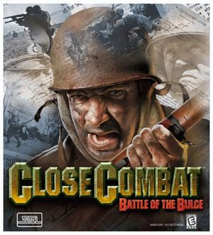 Close Combat: The Battle of the Bulge cover