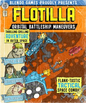 Flotilla cover
