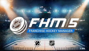 Franchise Hockey Manager 5 cover