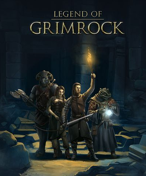 Legend of Grimrock cover
