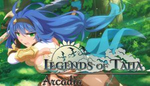 Legends of Talia: Arcadia cover