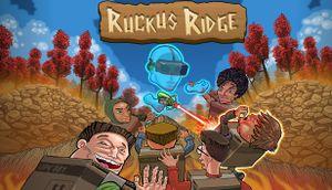 Ruckus Ridge VR Party cover