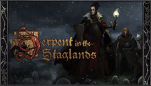 Serpent in the Staglands cover