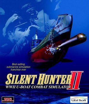 Silent Hunter 2 cover