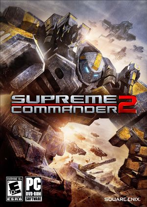 supreme commander 2 game prefs