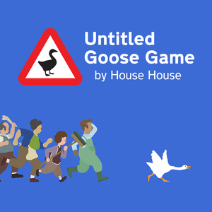 Untitled Goose Game cover