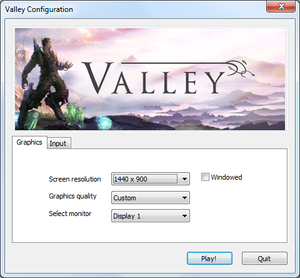 Valley - PCGamingWiki PCGW - bugs, fixes, crashes, mods, guides and