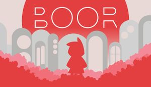 Boor cover