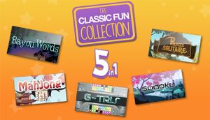 Classic Fun Collection 5 in 1 cover