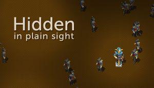 Hidden in Plain Sight cover
