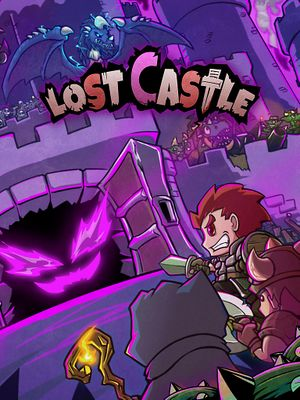 Lost Castle cover