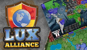 Lux Alliance cover