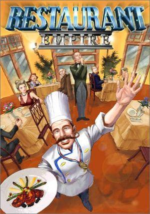 Restaurant Empire cover