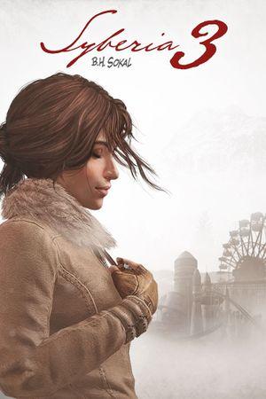 Syberia 3 cover