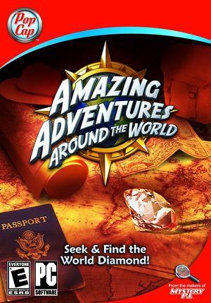 Amazing Adventures: Around the World cover
