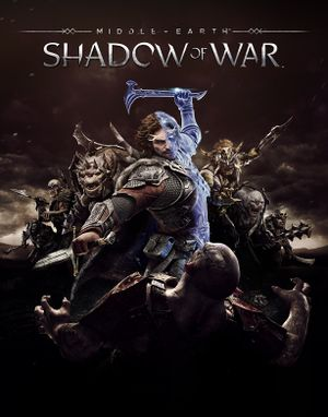 Middle-earth: Shadow of War cover