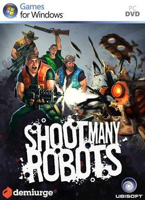 Shoot Many Robots cover
